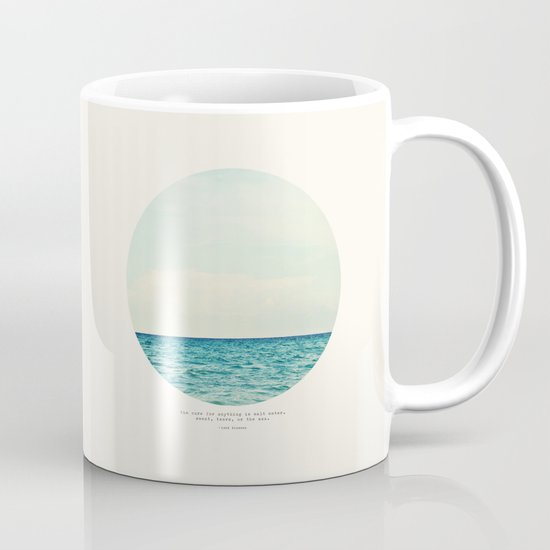 Salt Water Cure Coffee Mug