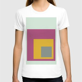 Color Ensemble No. 6 T-shirt