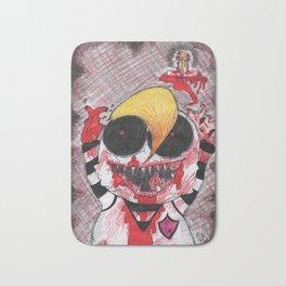 Diddums Likes The Colour DEAD! - Venus de Vilo Bath Mat