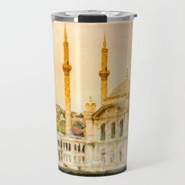 Ortakoy Mosque Travel Mug