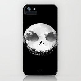 The Nightmare Before Christmas - Jack Skellington iPhone Case