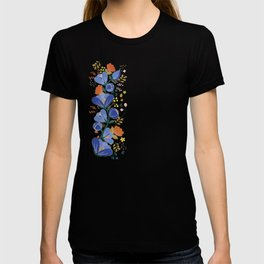 folk spring flowers no2 T-shirt