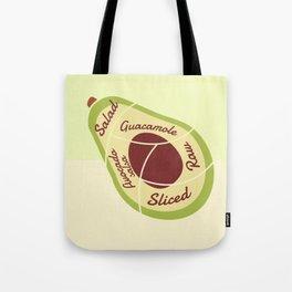 Enjoy Avocados Tote Bag