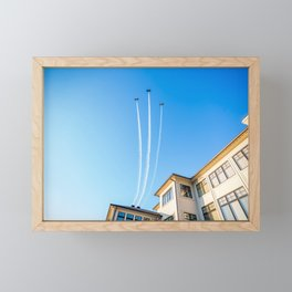 America the Brave Framed Mini Art Print