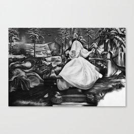 Untitled 7 Canvas Print