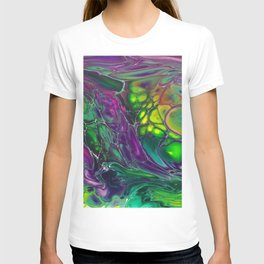 Fluid Color T-shirt