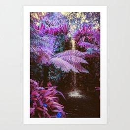 Jungle Spring Art Print