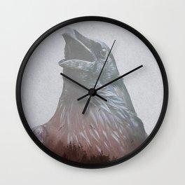 Corvus Wall Clock
