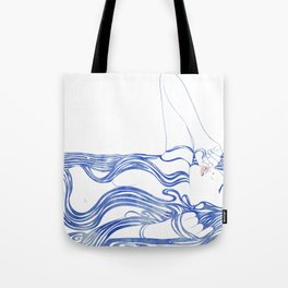 Water Nymph XXXIV Tote Bag