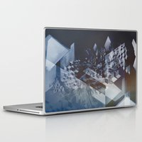 san francisco Laptop & iPad Skins featuring San Francisco by Subcon