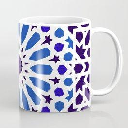 -A18- Original Traditional Moroccan Tile Design. Coffee Mug
