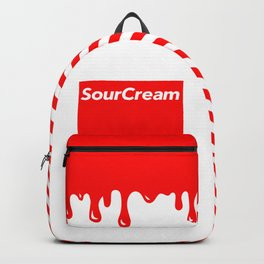 Sour Cream Backpack
