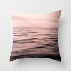 About the Sea II Throw Pillow
