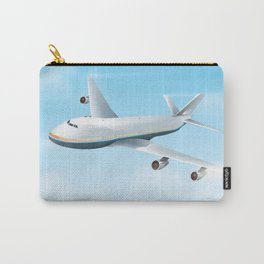 Commercial Airliner Carry-All Pouch