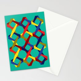 Mobius in Primary Stationery Cards