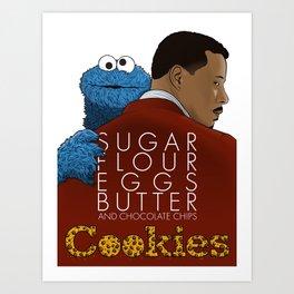Cookies' Empire Art Print
