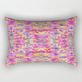 Shabby Rug Rectangular Pillow