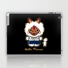 Hello Princess Laptop & iPad Skin