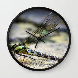 At Rest Wall Clock