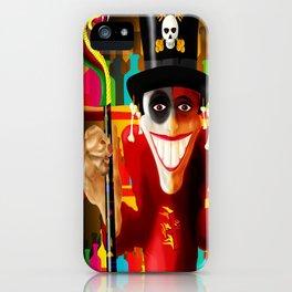 JUJU MAN iPhone Case