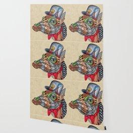 Steampunk G Wallpaper