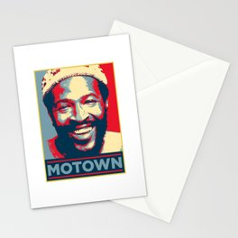 Motown Legend Stationery Cards