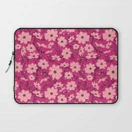 Cosmea pink Laptop Sleeve