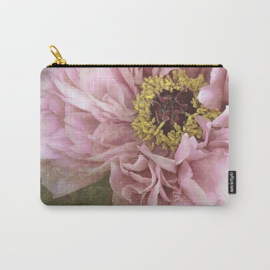 summertime peony Carry-All Pouch
