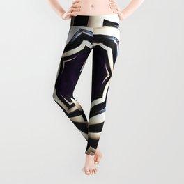 Dark Mandala #2 Leggings