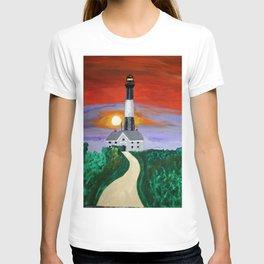 Fire Island Lighthouse T-shirt