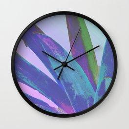luv leaves Wall Clock
