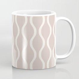 Classic Retro Ogee Pattern 732 Beige Coffee Mug