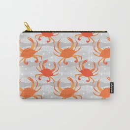 Lets Eat Some Crabs! Carry-All Pouch