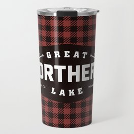 Great Northern Lake Travel Mug