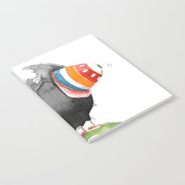 Hen and Egg Story Notebook