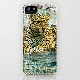 Lingering Leopard iPhone Case