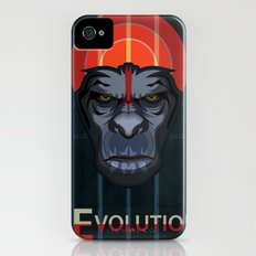 Dawn of the Apes iPhone (4, 4s) Slim Case