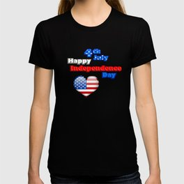 4th of July Independence Day USA T-shirt