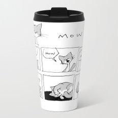 minima - mow mow mow Metal Travel Mug
