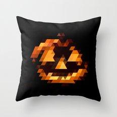 Jack-o Throw Pillow