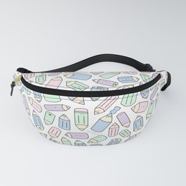 Pastel Pencil Party! Fanny Pack