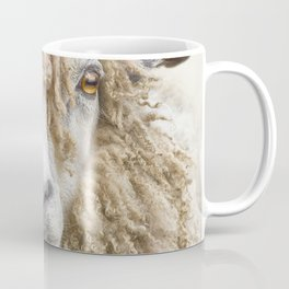 Longwool Sheep Coffee Mug
