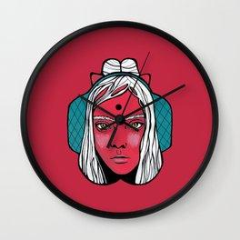 Queen Margot Wall Clock