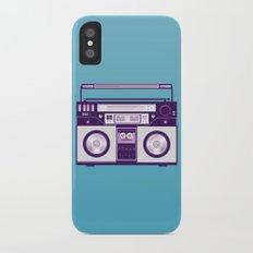 Listen to my... iPhone X Slim Case
