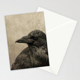 OLDE RAVEN Stationery Cards