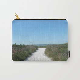 Paradise in Siesta Key Carry-All Pouch