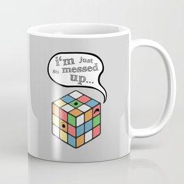 Muddled Coffee Mug