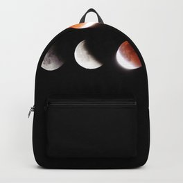 The Phases of the Moon (Color) Backpack