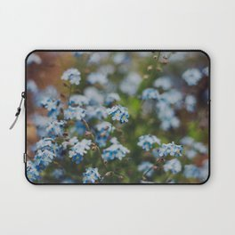 Forget-Me-Not Laptop Sleeve