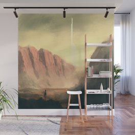 Planet finder 2 Wall Mural